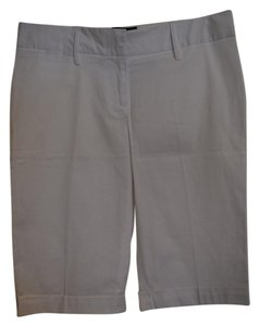 The Limited Bermuda Shorts White