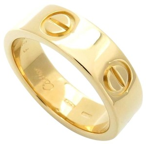 Cartier Cartier Yellow Gold LOVE Ring Size: 7.5 EU: 56