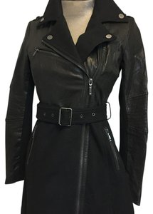 BCBGMAXAZRIA Bcbg Leather Jacket