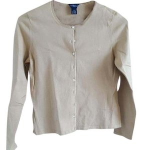 Ann Taylor Silk Cotton Set Cardigan