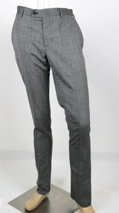 Bottega Veneta Gray Men's Wool Dress Pants It 48/Us 32 257730 Groomsman Gift