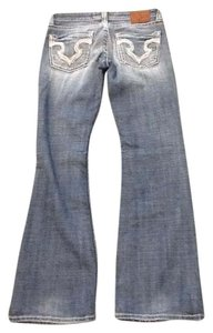Big Star Relaxed Fit Jeans-Medium Wash