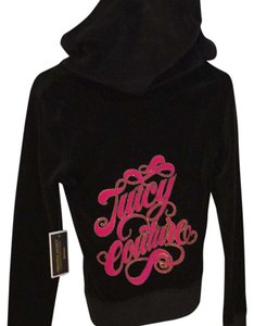 Juicy Couture Black/pink/ gold Jacket
