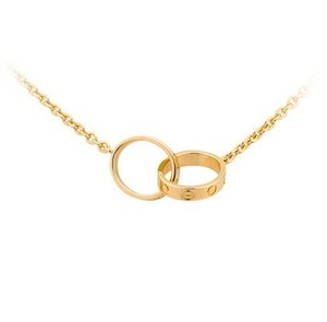 Cartier Cartier Yellow Gold LOVE Necklace