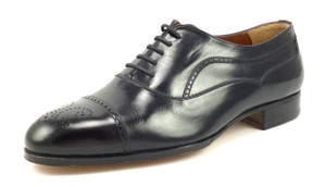 Bally Men's Fino Leather Cap Toe Oxfords Shoes
