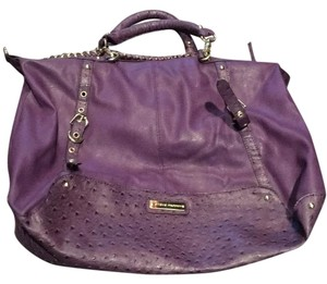 Steve Madden Satchel in purple
