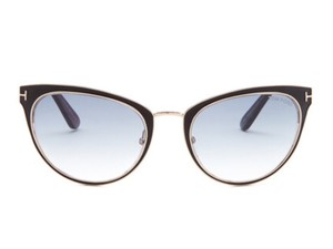 Tom Ford NEW Nina Cat Eye Sunglasses, FT0373