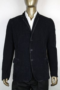 Bottega Veneta Blue Men's Navy Corduroy Blazer Jacket It 52/Us 42 309328 4014 Groomsman Gift