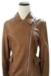 Giorgio Armani Luxury Exclusive Brown Blazer