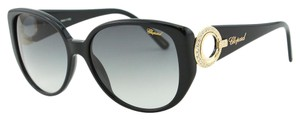 Chopard New Chopard Imperiale Women SCH 107S 700 Black & Gold Crystals