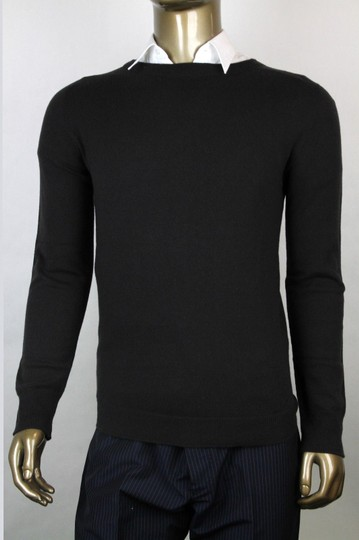 Bottega Veneta Dark Brown Men's Cashmere Sweater It 48/Us 38 299650 2006 Groomsman Gift Image 0