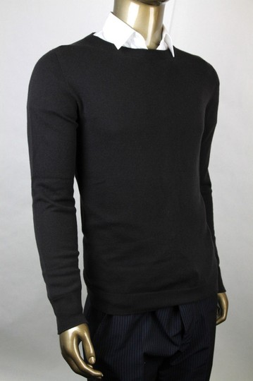 Bottega Veneta Dark Brown Men's Cashmere Sweater It 48/Us 38 299650 2006 Groomsman Gift Image 1