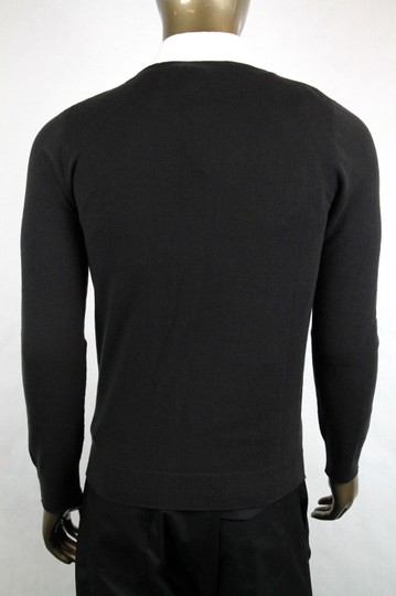 Bottega Veneta Dark Brown Men's Cashmere Sweater It 48/Us 38 299650 2006 Groomsman Gift Image 3