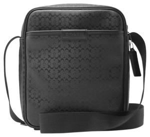Coach Mens Womens Unisex Flight Cross Body Bag