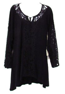 Altar'd State Lace Overlay Tunic