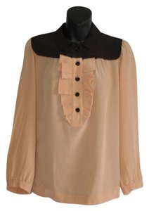Sonia Rykiel Button Down Shirt beige