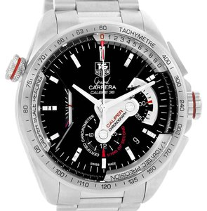 TAG Heuer Tag Heuer Grand Carrera Calibre 36 RS Automatic Mens Watch CAV5115