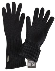 Burberry Burberry mens cashmere touch gloves new
