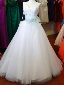 Alfred Angelo 241 Disney Cinderella Wedding Dress