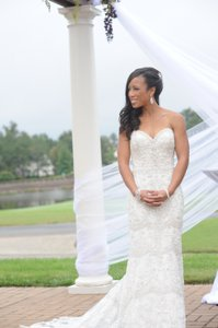 Allure Bridals C288 Wedding Dress