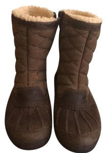UGG Australia green and brown Boots