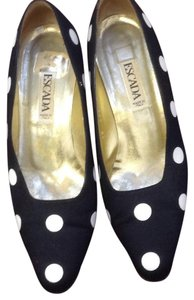 Escada Black and white Pumps