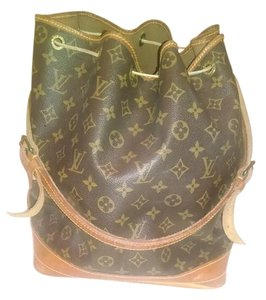 Louis Vuitton Noe Gm Noe Lv Lv Drawstring Bucket Shoulder Bag