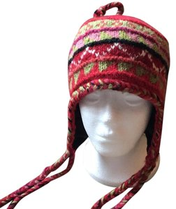 Icelandic Design Newari for Icelandic designs wool lined hat cap