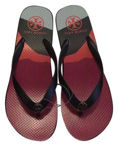 Tory Burch multi Wedges
