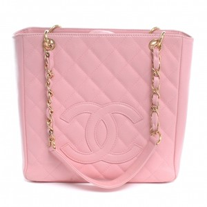 Chanel Petite Shopping Pst Tote in pink