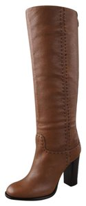 Tory Burch Wyatt Tan Boots