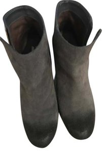 BP. Clothing Gray Boots