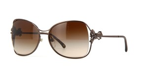 Chanel NEW Chanel 4180 Brown Butterfly Bow-tie Women's Sunglasses