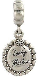 PANDORA Pandora Loving Mother Charm In Sterling Silver With A Cz