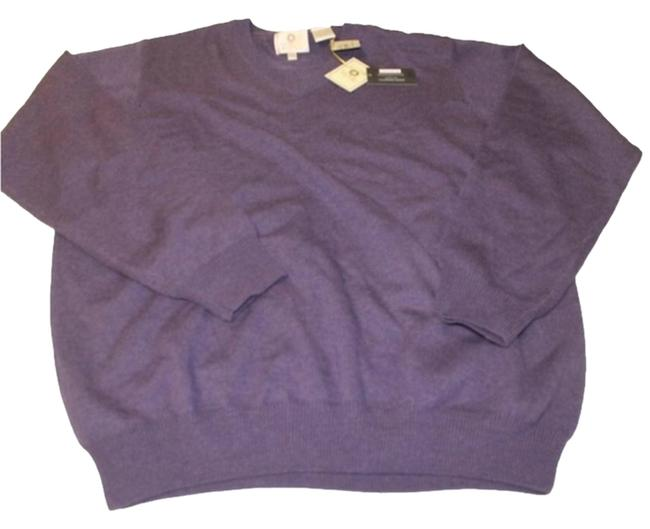 Preload https://item2.tradesy.com/images/purple-patrick-james-v-neck-in-sweaterpullover-size-16-xl-plus-0x-2031081-0-0.jpg?width=400&height=650