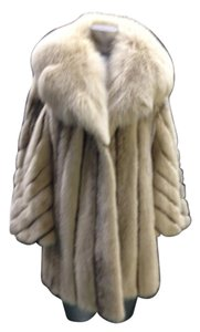 MINKPINK Fur Coat