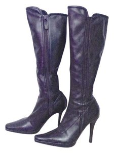 CL by Laundry Stiletto Brown Boots