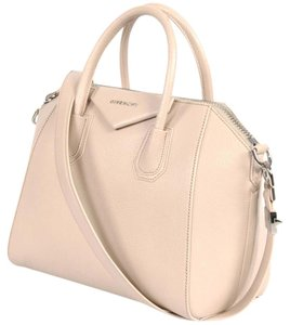 Givenchy Antigona Matte Tote in Tan