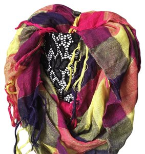 Other cashmere and silk pashmina