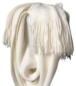 Mossimo Supply Co. 100% acrylic scarf with fringe
