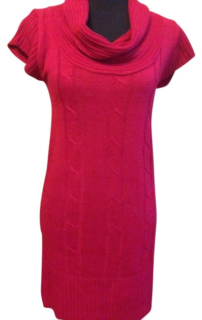 Preload https://img-static.tradesy.com/item/203113/ambiance-apparel-holiday-red-knee-length-short-casual-dress-size-12-l-0-0-650-650.jpg