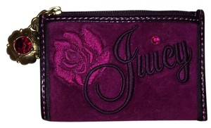 Juicy Couture small zip wallet