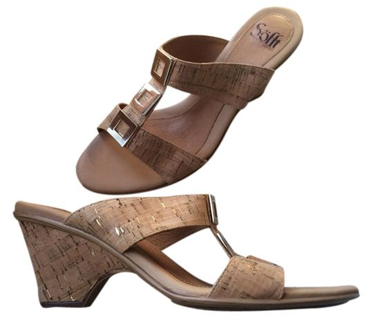 Eürosoft by Söfft Tan Sandals
