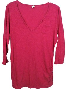 Old Navy Vneck, Quarter Sleeve, Cinch Side, Maternity Top - Sz. XL