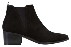 Wet Seal Suede Black Boots