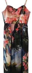 Floral multicolor Maxi Dress by Anthropologie