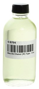 Chanel Bleu De Chanel (M) Type -4 oz.aromatic fragrance for men.