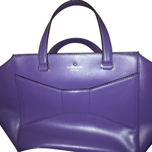 Kate Spade Satchel in Purple