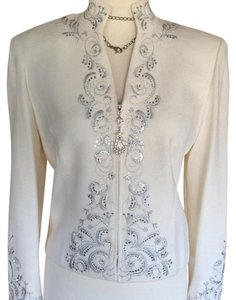 St. John Top White