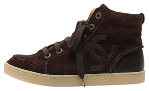 Chanel Rare Brown Athletic